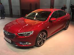 opel insignia grand sport 2017 new vauxhall insignia prices specs release date carbuyer