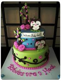 owl baby shower cake owl baby shower cake cake ideas for kid s b day