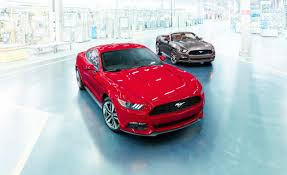 mustang design 2015 ford mustang in depth with the team that made it happen