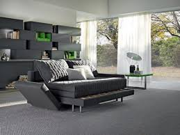 Couch That Turns Into Bed The Oz Sofa Turns Into A Comfortable Bed
