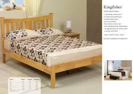 arquette bed frame from sweet dreams in oak