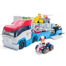 nickelodeon paw patrol paw patroller set toys