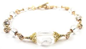 crystal bracelets for healing medical id bracelets