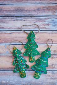 felt christmas ornaments cool kids craft onecreativemommy com