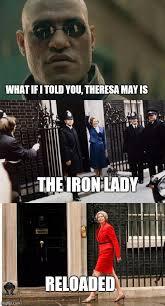 Margaret Thatcher Memes - iron lady ii imgflip