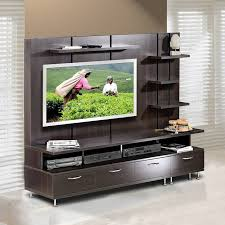 70 Inch Console Table Flat Screen Tv Cabinet With Doors Thumb Print Safe Tv Stands