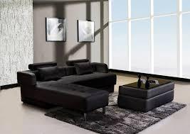 canape d angle cuire canapé d angle cuir noir réversible et convertible largo