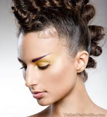 punk updo hairstyles punk haircuts for long hair popular short