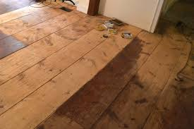 farmhouse floors this old wide plank flooring was worth saving soulyrested