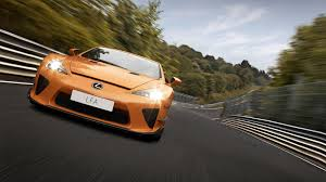 lexus lfa las vegas your ridiculously cool nürburgring edition lexus lfa wallpaper is here