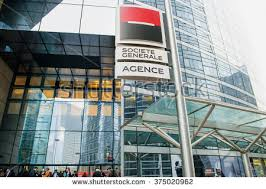 societe generale siege general city entrance sign stock images royalty free images