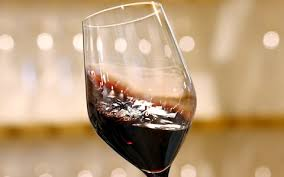 glass of wine glass of wine or beer a day reduces risk of an early death says