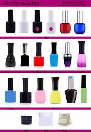 china factory 15ml uv u0026led glue nail polish top and base coat buy