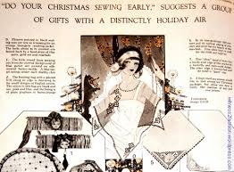 do your christmas sewing early gifts for 1925 witness2fashion