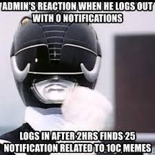 Black Power Memes - black power ranger meme generator