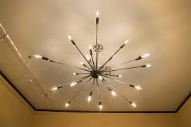 Vintage Sputnik Light Fixture Led Light Bulbs For Chandelier And T8 Led Filament Bulb 20 Watt