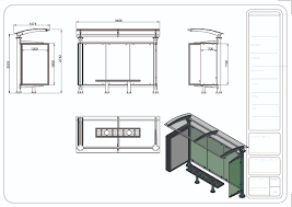 Bus Floor Plans by Billboard Advertising In Glass Bus Shelter Billboard Ads Cost In