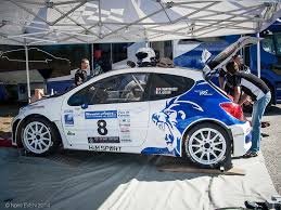 peugeot 207 rally peugeot 207 s2000 gr a7s herve martinuzzi anthony gou u2026 flickr