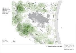 Guard House Floor Plan by Gallery Of House In Constantia Valley Metropolis Design 20