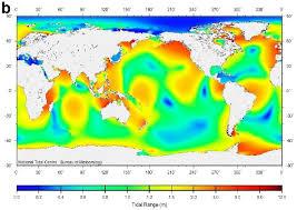 australian bureau meteorology figure 1 driving forces b tides courtesy chittleborough