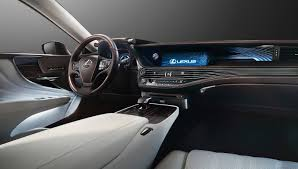 lexus ls interior 2017 2018 lexus ls500 spotted in tokyo drive life drive life