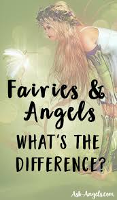 are fairies real what u0027s the difference between fairies and angels