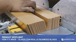 product spotlight how your blinds com real and faux wood blinds