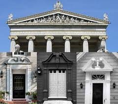Architectural Pediment Design Historical Pediments An Added Flair For Today S