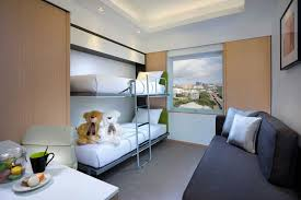 Rooms  Accommodation Eaton Hong Kong - Family rooms in hotels