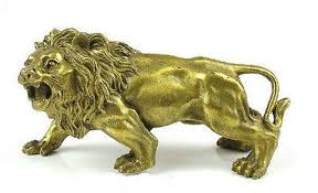 metal lion statue cheap brass lion figurine find brass lion figurine deals on line