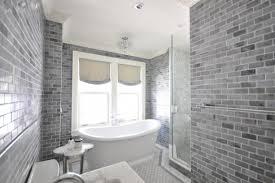 captivating grey subway tile bathroom and best 20 gray shower tile