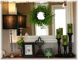 simple inexpensive diy st s day decor i dig