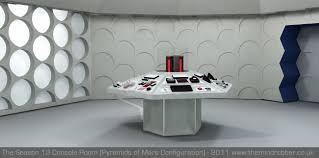 3d Room Doctor Who 3d Tardis Console Room Classic Console Model
