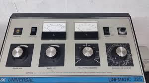 americomp spectra 325e standard x ray control panel 300ma 125kvp