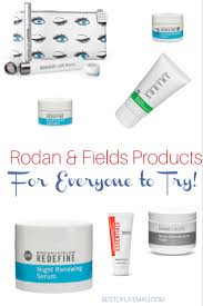 best rodan and fields products to try redefine reverse u0026 full