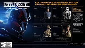 ign target black friday a complete guide to star wars battlefront 2 u0027s preorder bonuses ign