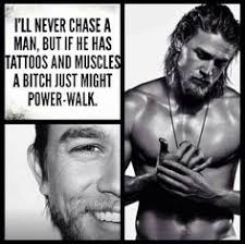Jax Teller Memes - i ll power walk run swim sky dive whatever it takes to get to