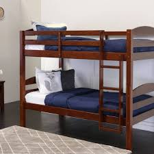 bunk beds mainstays premium twin over full bunk bed futon bunk