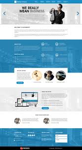 idesign onepage psd template free download idesign onepage psd web