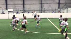 Flag Football Chicago Playmakers Indoor Sports Nfl Youth Flag 7 8 Age Division