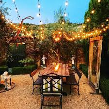 Outdoor Table Lighting Welcome Tiab Inc
