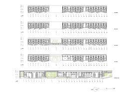 Paris Apartment Floor Plans Gallery Of Basket Apartments In Paris Ofis Architects 49