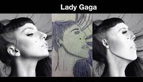 horrifying celebrity sketches made by fans clickker news