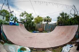 The Backyard Session Florida Action Sports Photographer Skateboarding With The