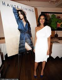 A Candid Interview With Chef - padma lakshmi gives insight into her role on top chef daily mail