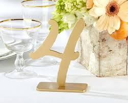 silver wedding table numbers foil gold and silver wedding table numbers gold wedding table