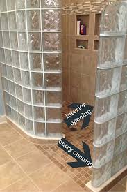 Standard Size Shower Door by 5 Questions To Design A Shower Opening
