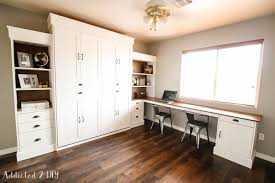 murphy bed desk plans diy modern farmhouse murphy bed how to build the desk free plans