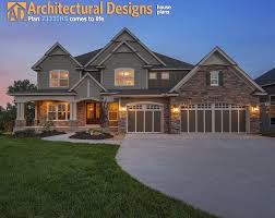 plan 73330hs craftsman with amazing great room house craftsman