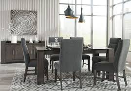dark gray dining room tags contemporary grey wood kitchen table
